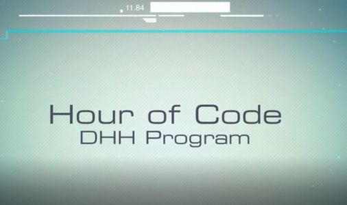 Hour of Code - DHH Program