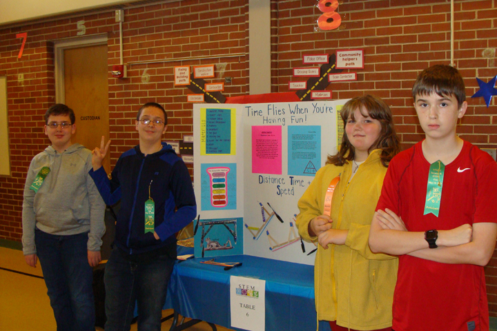 NSSEO Annual STEM and Science Fair