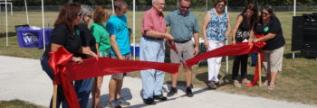 Athletic Field Ribbon Cutting Ceremony – Kirk School