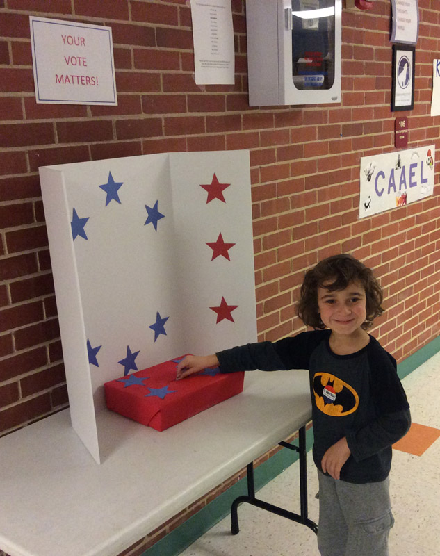 Timber Ridge Students Add Their Voice
